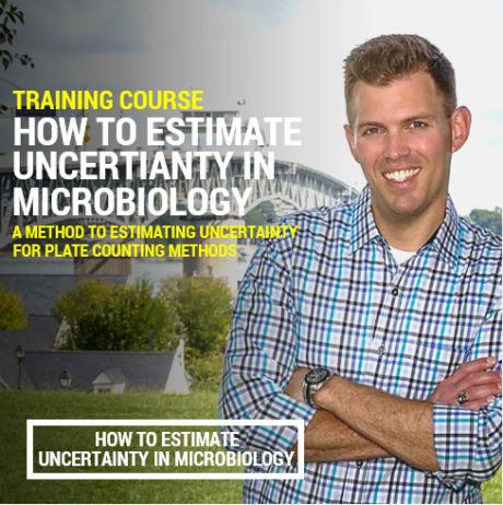 Estimate Uncertainty in Microbiology Product