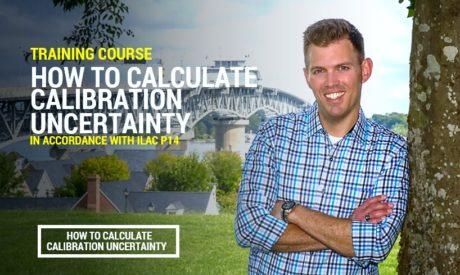 Calibration Uncertainty ILAC P14 Training Course