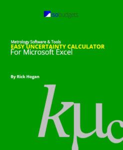 easy uncertainty calculator excel