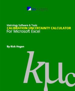 calibration uncertainty calculator