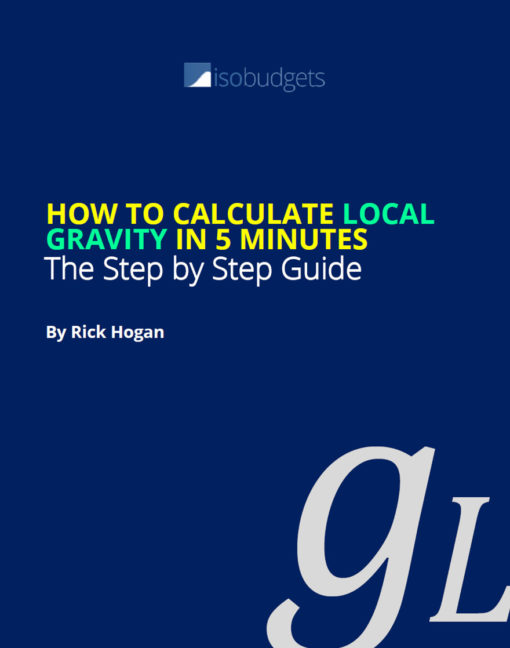 How to Calculate Local Gravity