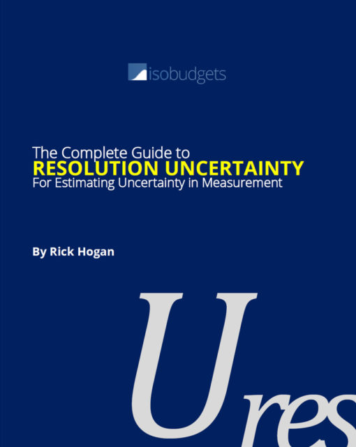 calculate resolution uncertainty guide cover