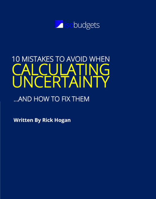 10 biggest mistakes when calculating uncertainty guide