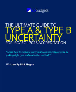 type a and type b uncertainty