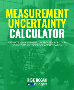 Measurement Uncertainty Calculator