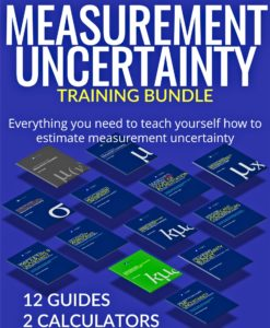 Measurement Uncertainty Training Bundle