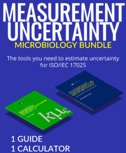 Measurement Uncertainty Microbiology Bundle