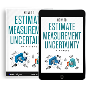 measurement uncertainty guide iso17025