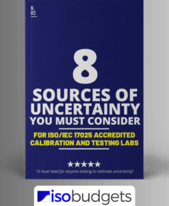 8 Sources of Uncertainty Guide