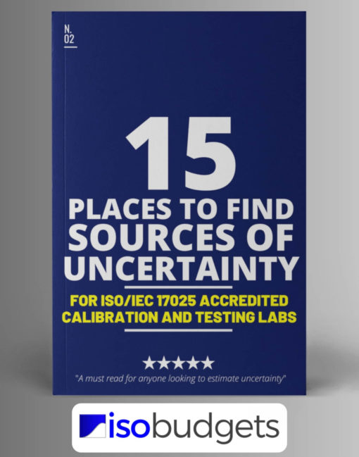Find Sources of Measurement Uncertainty Guide