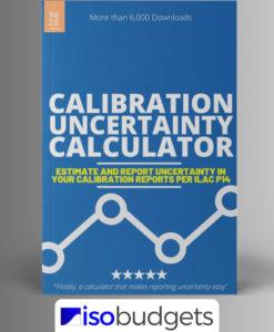 Calibration Uncertainty Calculator ILAC P14