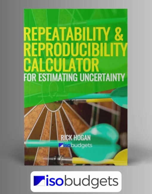 Repeatability and Reproducibility Calculator for Excel