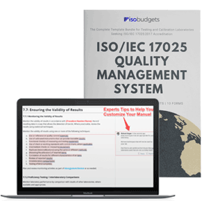 QMS Template for ISO17025
