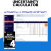 Easy Uncertainty Calculator Version 4