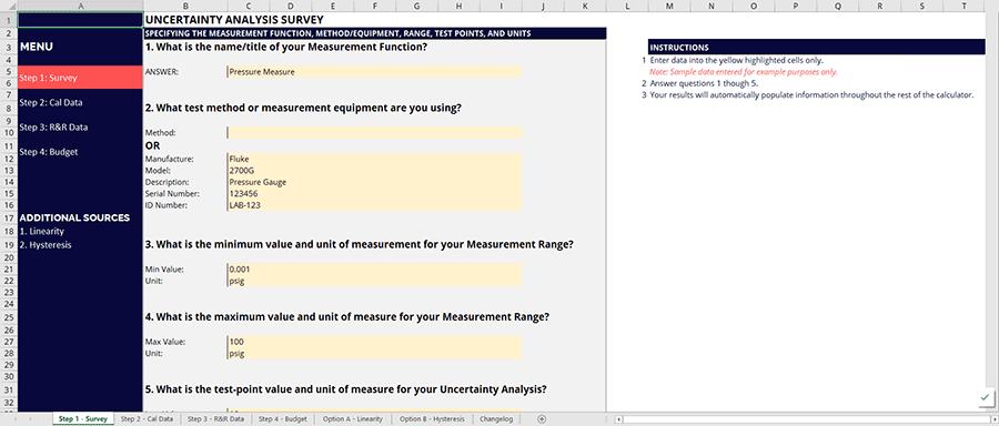 Calculator Survey