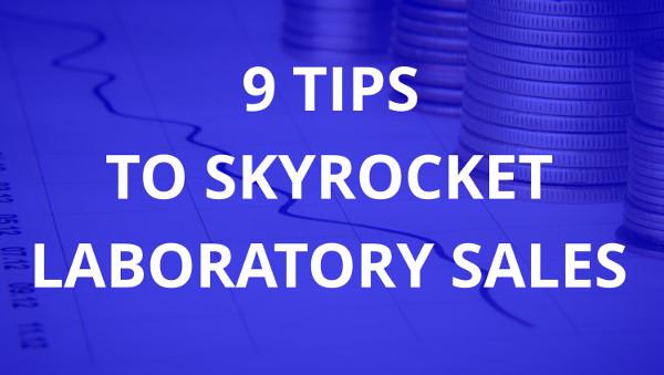 skyrocket laboratory sales