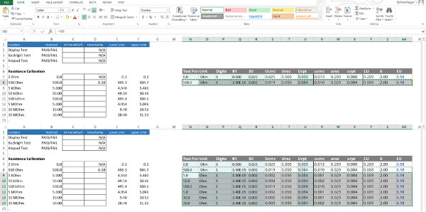 uncertainty calculator copy paste calculator