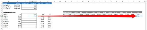 uncertianty calculator link expanded uncertainty
