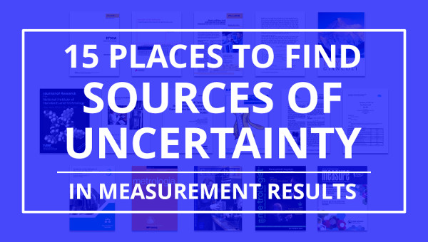 15 sources of uncertainty