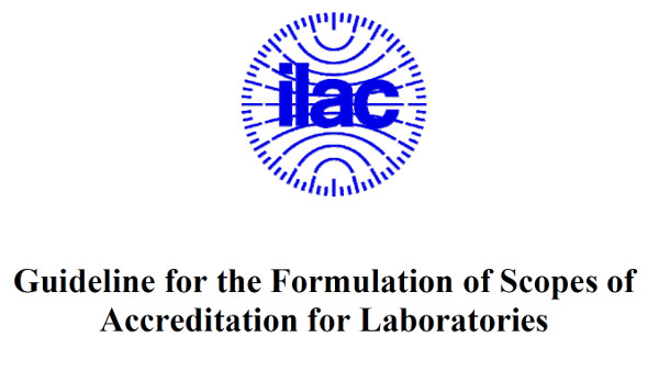ilac g18 scope of accreditation guide