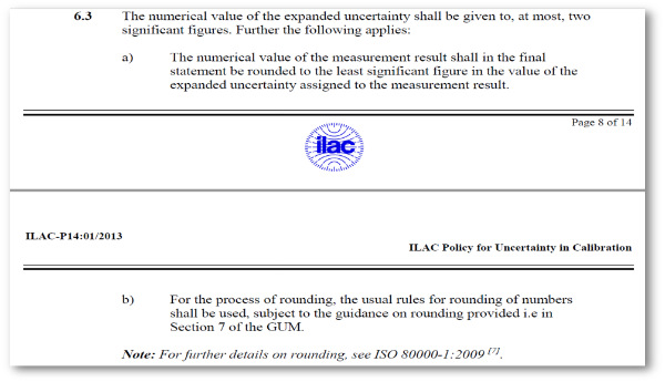 ILAC P14 section 6.3
