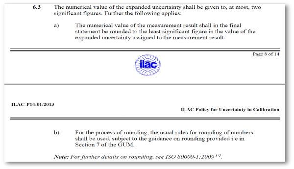 ILAC P14 section 6.3