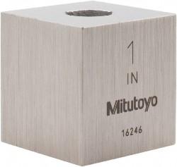 1 inch mitutoyo gauge block