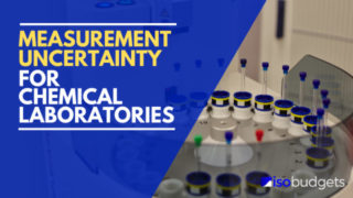 estimate uncertainty for chemical lab