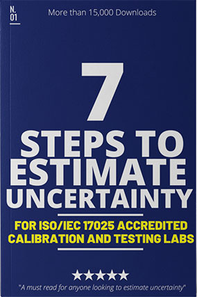 7 Step Estimate Measurement Uncertainty Ebook