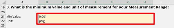 Uncertainty Calculator Survey Question 3