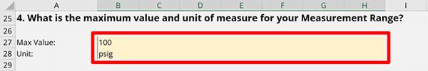 Uncertainty Calculator Survey Question 4