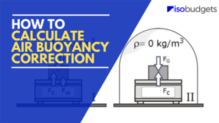 How to Calculate Air Buoyancy Correction